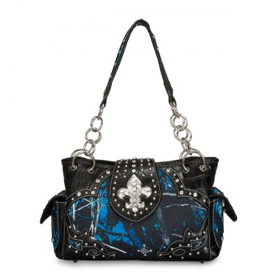 Moon Shine Camouflage Handbag Undertow