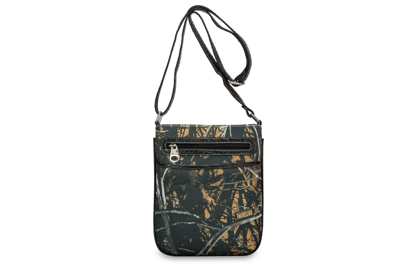 Moon Shine Camouflage Side Bag