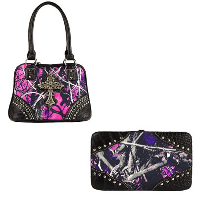 Moon Shine Muddy Girl Handbags