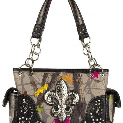 Hotleaf Camouflage Conceal & Carry Handbags